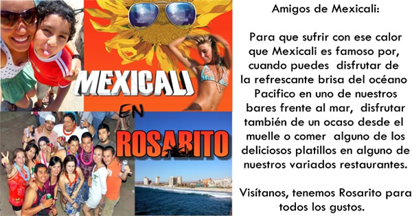Mexical en la Playa
