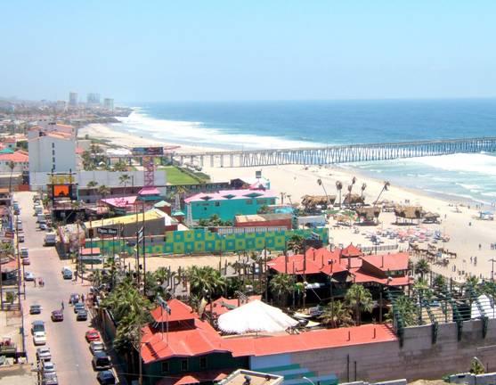 Oceana Beach Club Hotel Rosarito